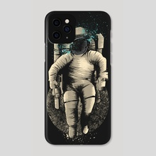Astronaut - Phone Case by Muhammad Sidik