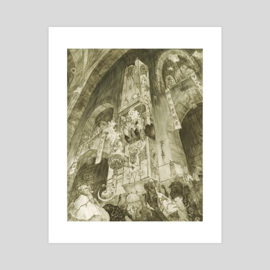 Bone Pontiff by Tom Horstmann
