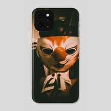 Halloween Horrors - Phone Case by Alex Tonetti