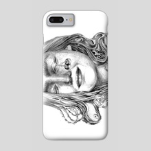 3026 - Phone Case by alejandra caballero