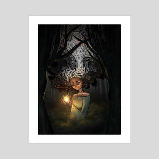 Forest Fire by Emma Kielgas