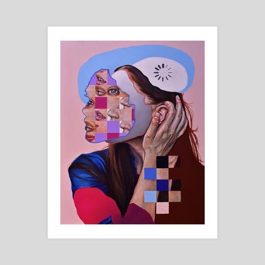 IN BLANK by Juan Manuel  Sanabria