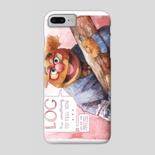 This Joke Is Not What It Seems - Phone Case by Justin DeVine