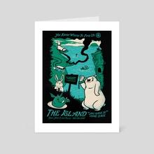 Lost - Art Card by jublin