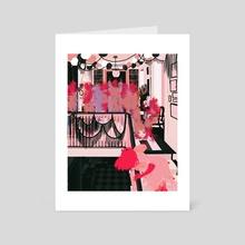 Youre Still Invited - Art Card by sarah rain