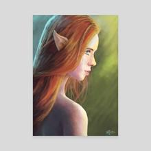 Neriah - Canvas by Brandon Ellis