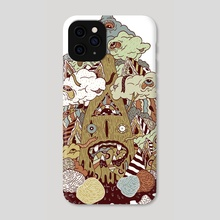 Of the forest - Phone Case by Matt Williams