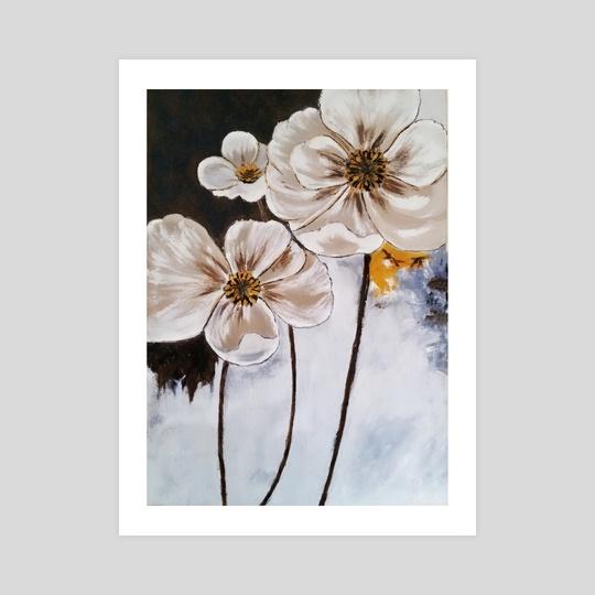 Flowers by Sadaf Shah