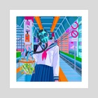 Breathe In - Art Print by Reiko Kinaiya