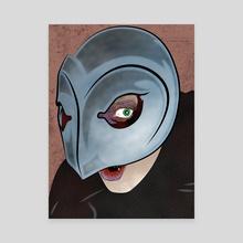 The Phantom - Canvas by Ferran Sirvent