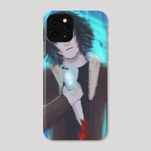 Ghost King - Phone Case by orpheus eclipse