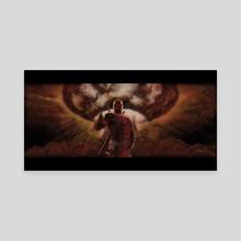 Deadpool | Print - Canvas by Paul Limgenco