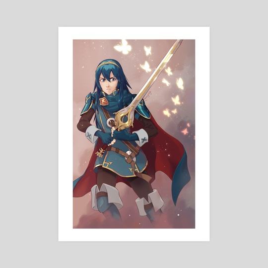 Lucina by Amy Gerardy