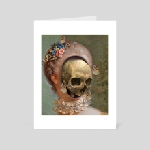 THE BRIEF LIFE - Art Card by Welder Wings