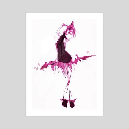 Ballerina by Dave Cote