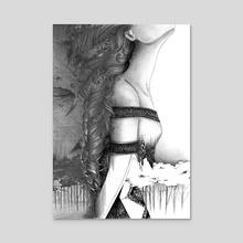 Enchanted - Acrylic by Inna Rafalska