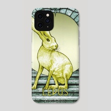 Lepus - Phone Case by Holger Krusche