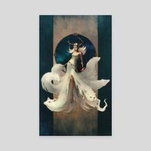Keeper I - Canvas by Yasen Stoilov