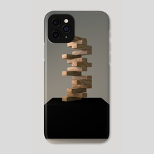 InPossible - Phone Case by Selçuk Güçer
