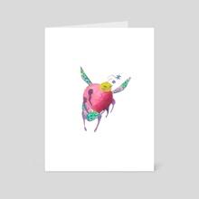 BumbleBell - Art Card by Arienne Boley