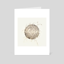 Contract - Art Card by Teagan White