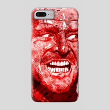 Here's Johnny! - Phone Case by Kyle Willis
