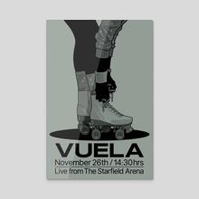 Vuela 2 - Acrylic by Gianmarco Magnani