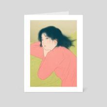 Sachiko - Art Card by Sai Tamiya