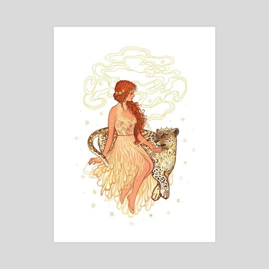 Ariadne & Dionysus by Janaina Medeiros