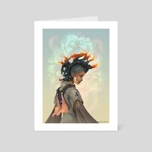 Ember - Art Card by Valentina Saran