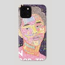 t r b l - Phone Case by dyo