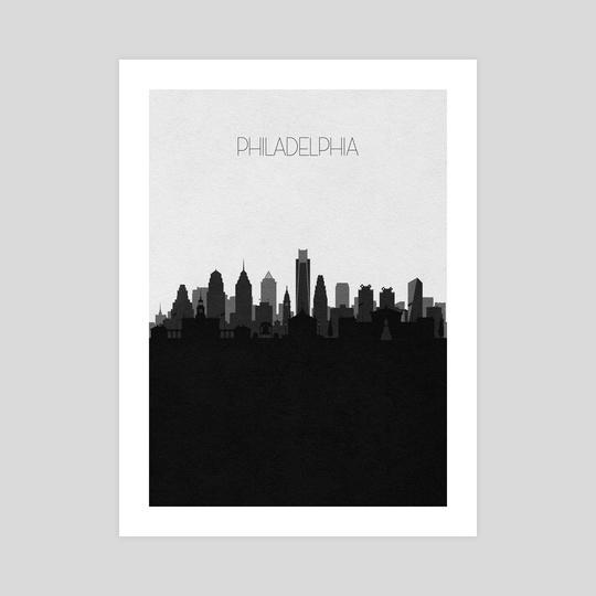 Philadelphia V2 by Deniz Akerman