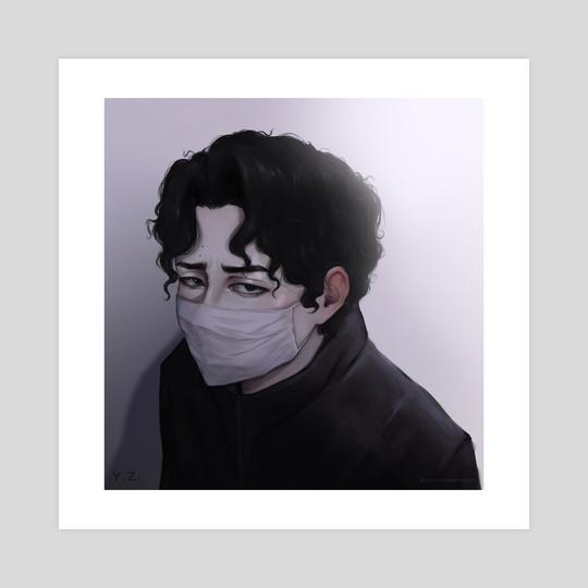 Sakusa Kiyoomi  by Yasamin Ziaei