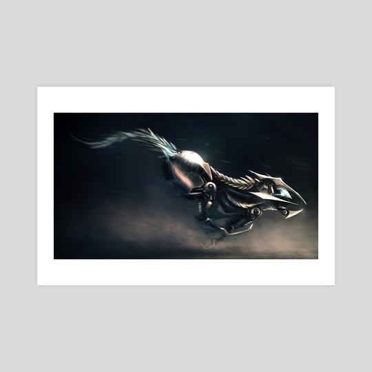 Seeker by Bryan Lee