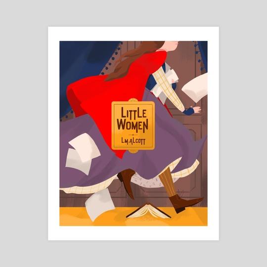 Little Women by Nan Lawson