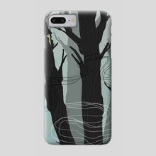Whispering Forest - Phone Case by Adrian James