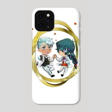 Just Married - Phone Case by Iwonn