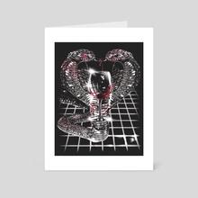 Aztec - Art Card by Rfjrt
