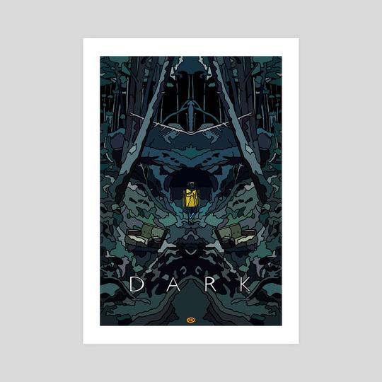 Dark by Jordan de Graaf