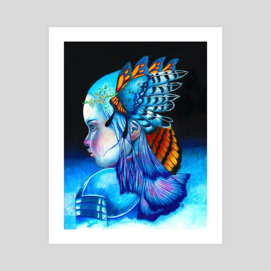Crown Bearer by Randy Debono
