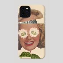 Invasive Thoughts - Phone Case by Infatuation