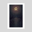 Totality - Art Print by Aimee Cozza