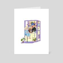 Promare - Art Card by Ocha