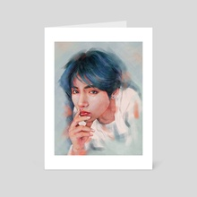 persona - Art Card by Vita E. Putri