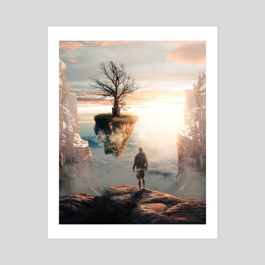 Dead Tree by Anttoni Salminen