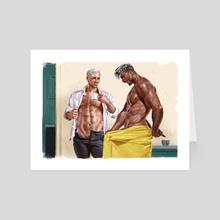 I've still got it - Art Card by Gren B