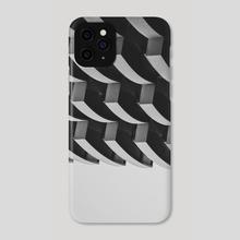 Fascinating Facade - Phone Case by Alex Tonetti