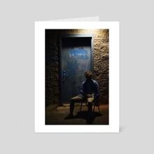 Shadows - Art Card by Kathryn Smith