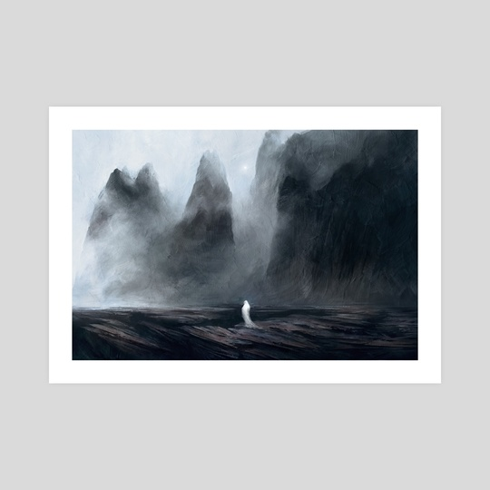 Grief by Maéna Paillet