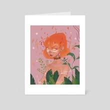 Berserk - Art Card by Prinzavocado